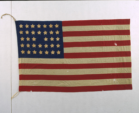 image for United States National 34-Star Flag