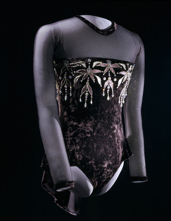 image for Ice Skating Costume, worn by Kristi Yamaguchi