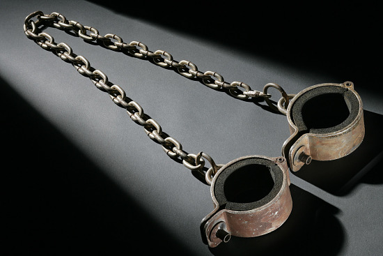 image for Kunta Kinte's Manacles
