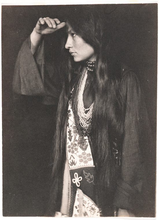 image for Zitkala Sa, Sioux Indian and activist