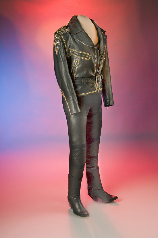 image for Selena's Leather Outfit