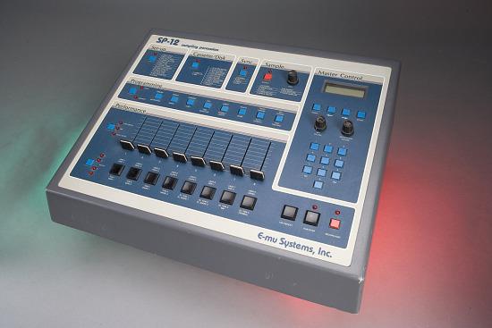 image for E-mu SP-12 Drum Machine