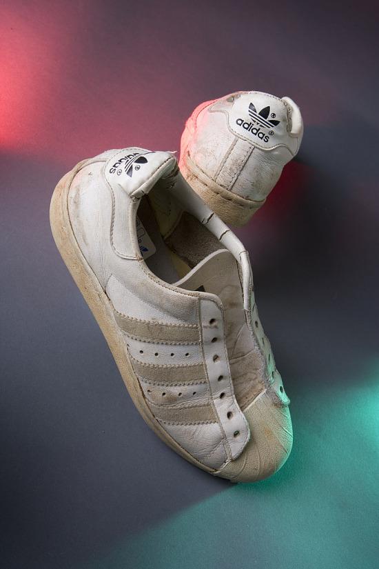 image for Adidas Sneakers, worn by B-Girl Laneski
