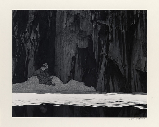 image for Frozen Lake and Cliffs