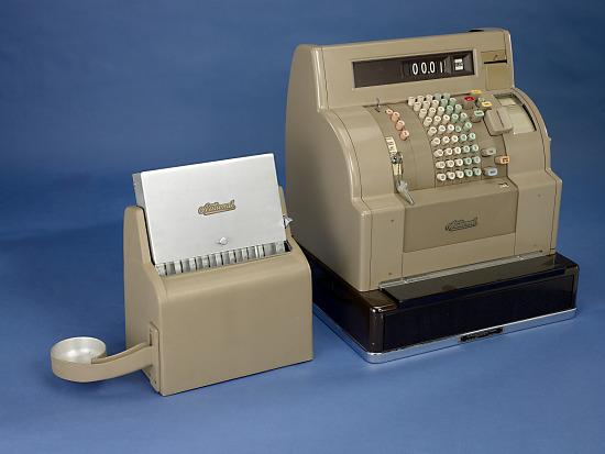 NCR Mechanical Cash Registers & Cash Register Mechanisms   Smithsonian  Institution