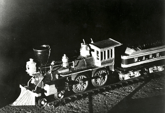 image for Hologram of Toy Train