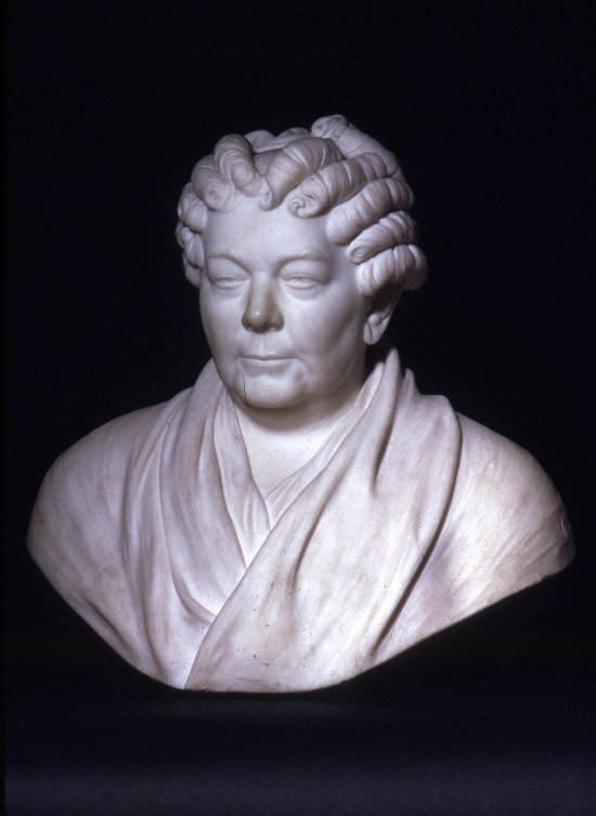 image for Bust of Elizabeth Cady Stanton by Adelaide Johnson
