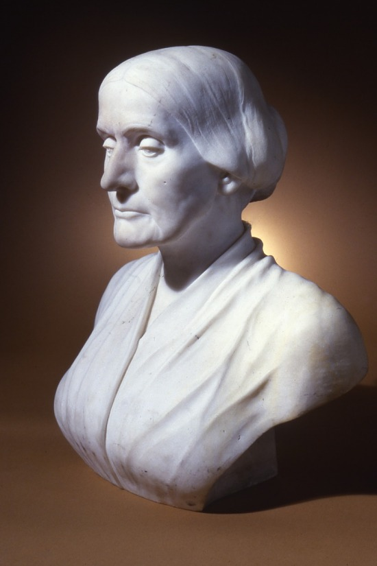 image for Bust of Susan B. Anthony by Adelaide Johnson