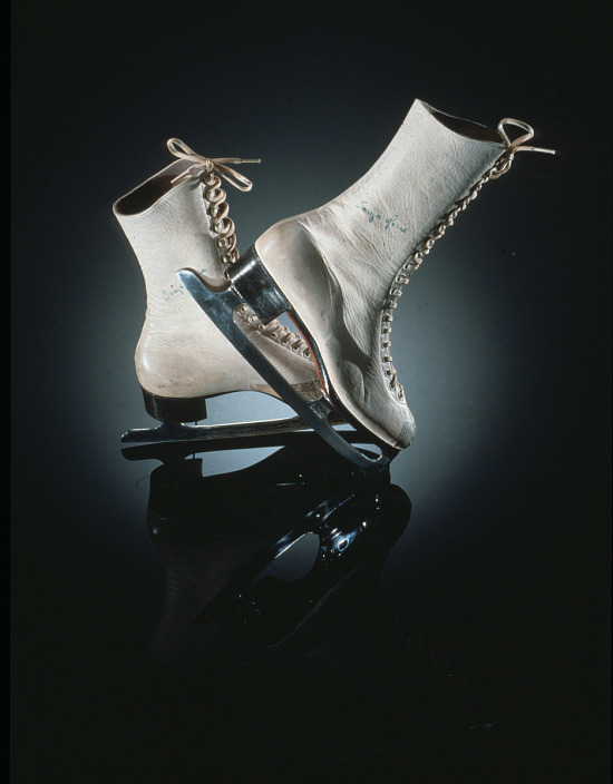 image for Ice Skates, used by Sonja Henie