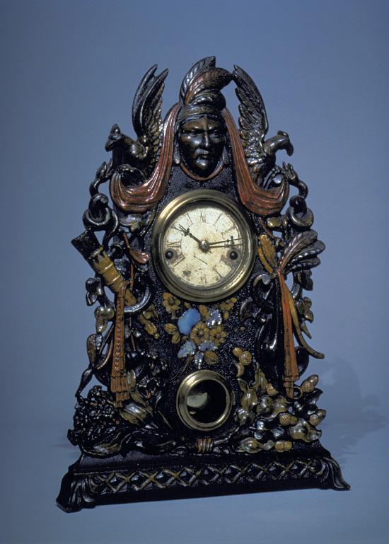 image for Waterbury Shelf Clock