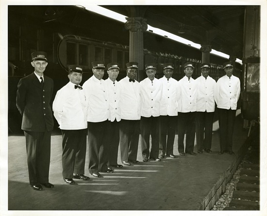 image for Pullman porters : photoprint