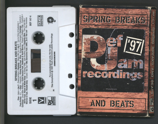 sound recording: Spring Breaks and Beats | Smithsonian
