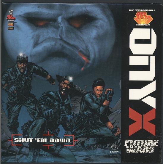 image for sound recording: Onyx Sampler CD
