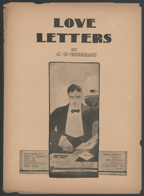 "image for ""Love Letters"""