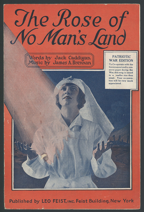 """image for """"The Rose of No Man's Land"""" Sheet Music"""