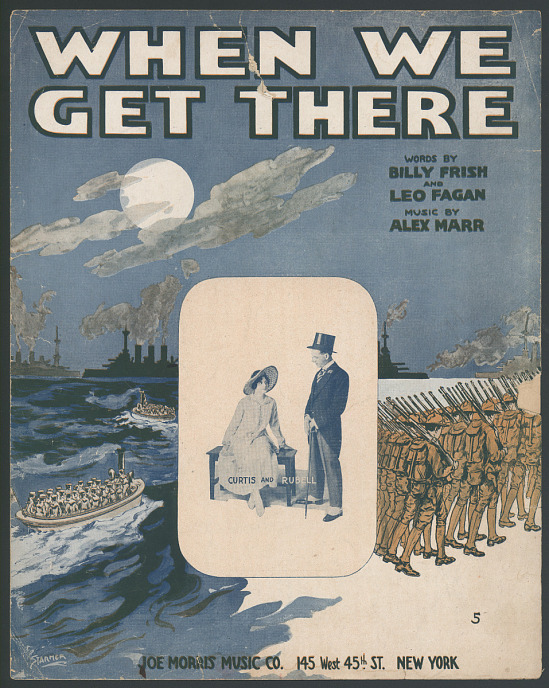 """image for """"When We Get There"""" Sheet Music"""