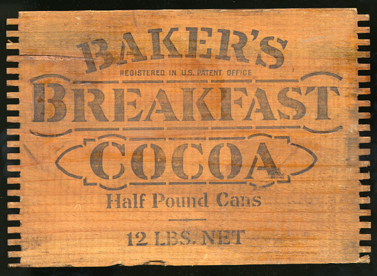 image for Cocoa Shipping Crate