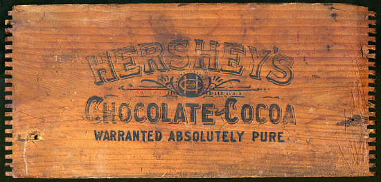 image for Chocolate Shipping Crate
