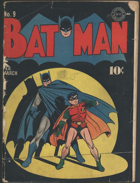 image for Batman No. 9