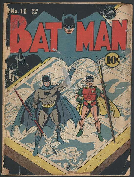 image for Batman No. 10