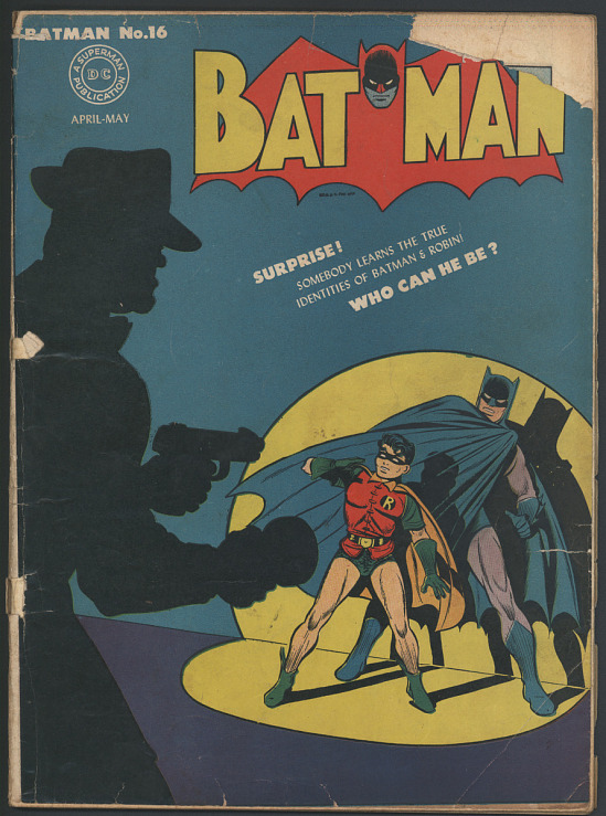 image for Batman No. 16