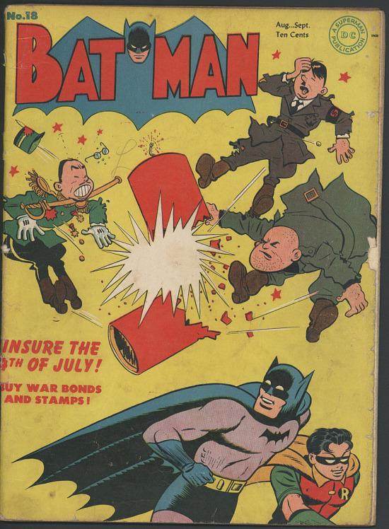 image for Batman No. 18
