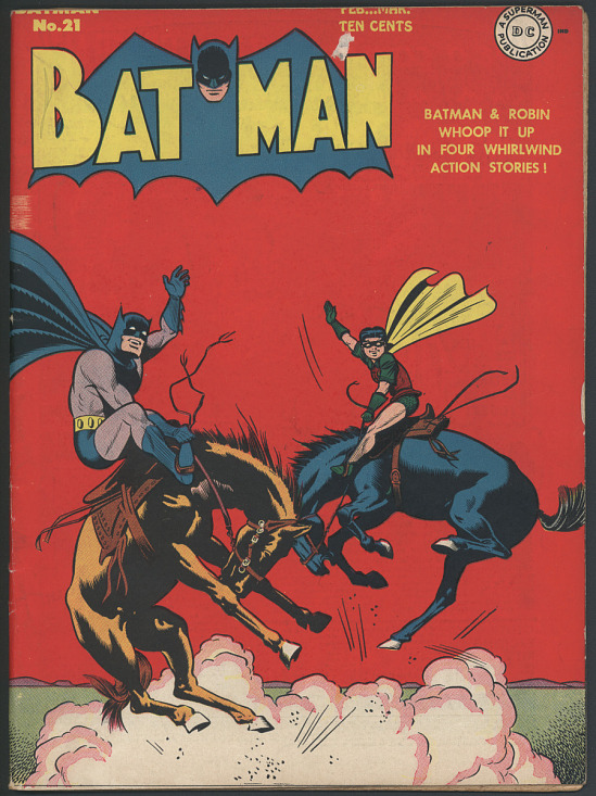 image for Batman No. 21
