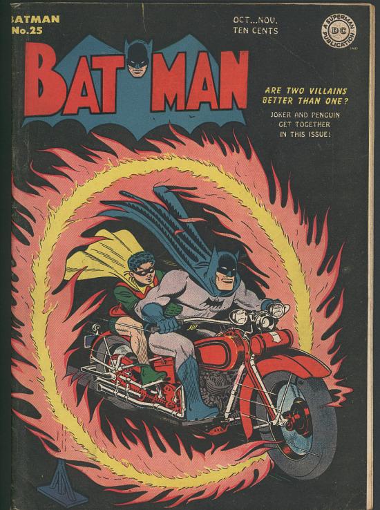 image for Batman No. 25
