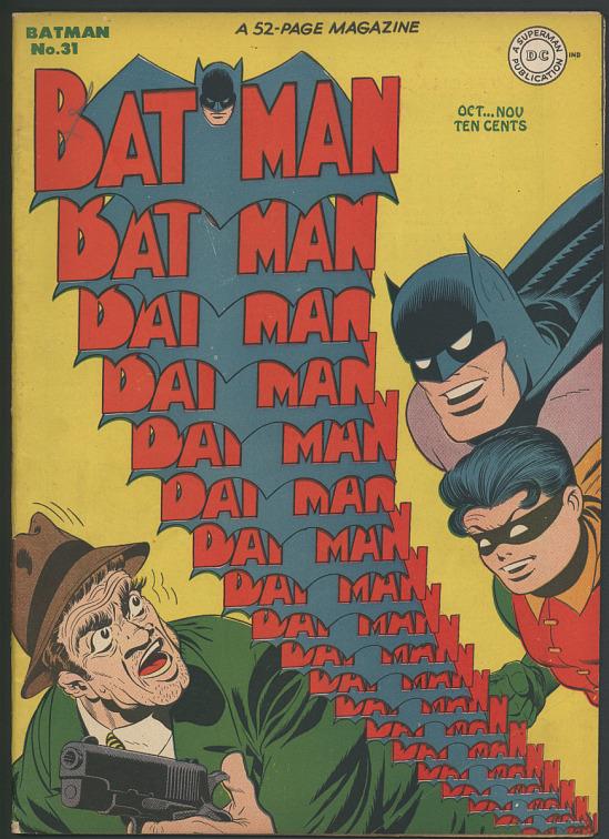 image for Batman No. 31