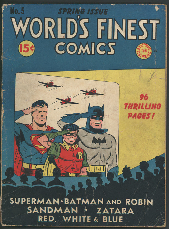 image for World's Finest Comics No. 5