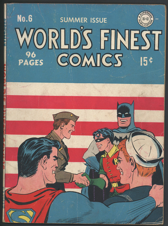 image for World's Finest Comics No. 6