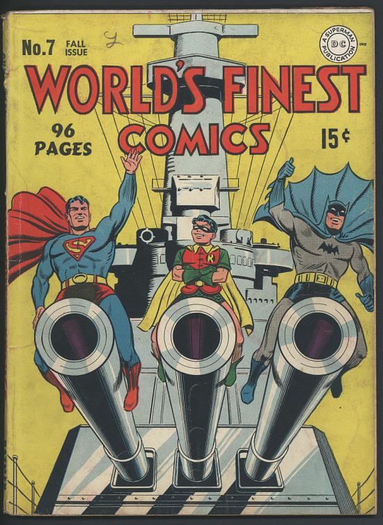 image for World's Finest Comics No. 7