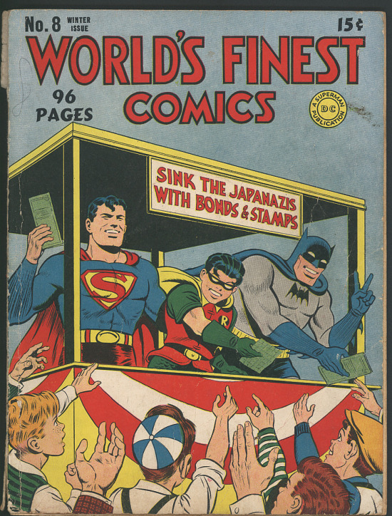image for World's Finest Comics No.8