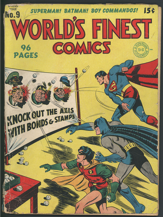 image for World's Finest Comics No.9