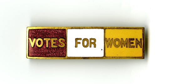 image for Votes for Women Pin