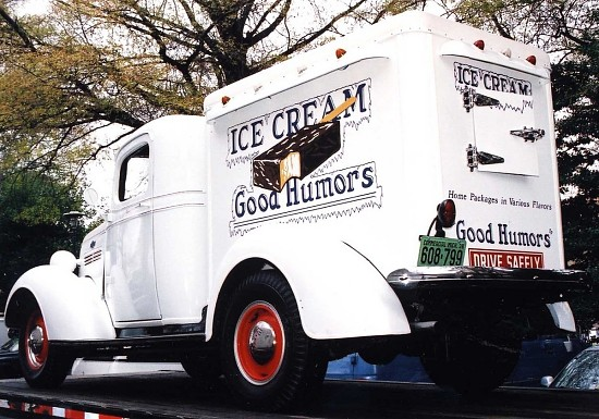 image for Good Humor truck, 1938