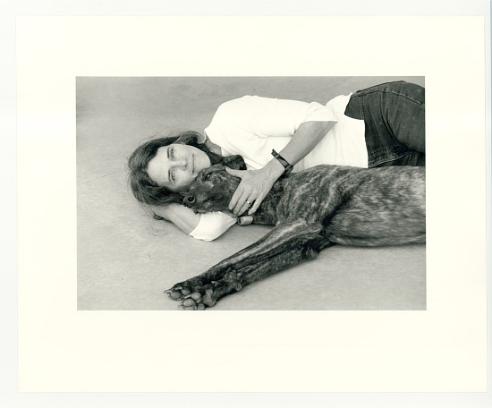 image for Sally Mann and dog