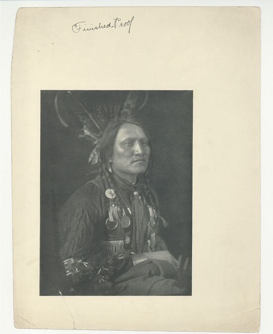 image for Native American man