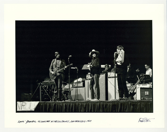 image for Lovin' Spoonful in concert at Cow Palace, San Francisco, 1964