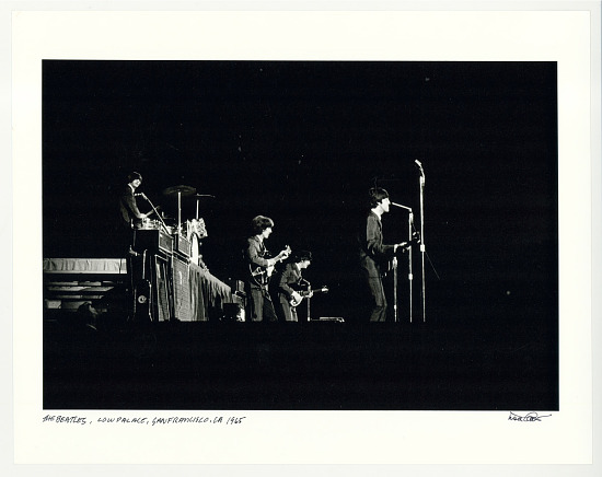 image for The Beatles, Cow Palace, San Francisco, 1965