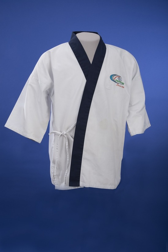 image for James Kyaw's White Sushi Chef Jacket