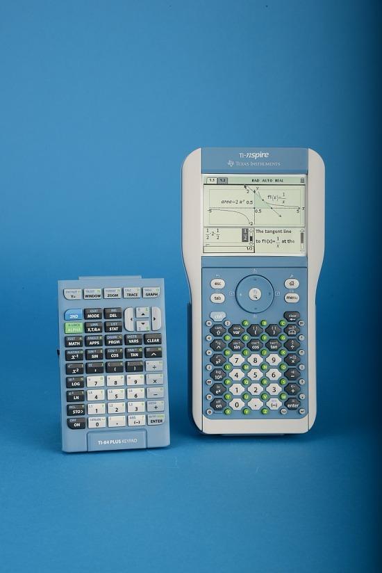 Texas Instruments TI-nspire Handheld Electronic Calculator