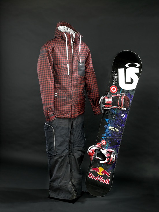 image for Jacket worn by Shaun White during the Red Bull Project X in Silverton, Colorado