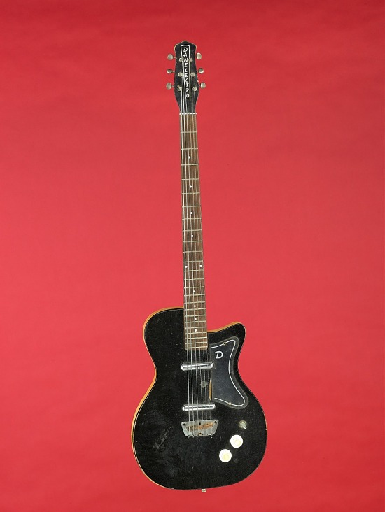 image for Danelectro Electric Bass Guitar