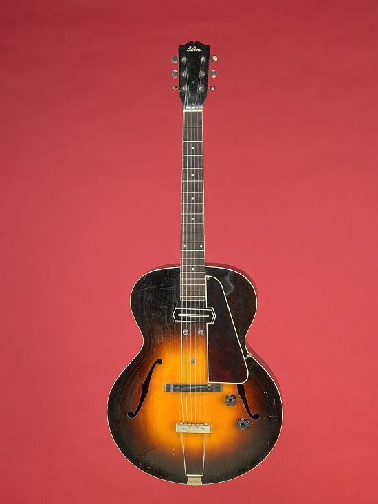 image for Gibson Electric-Acoustic Guitar