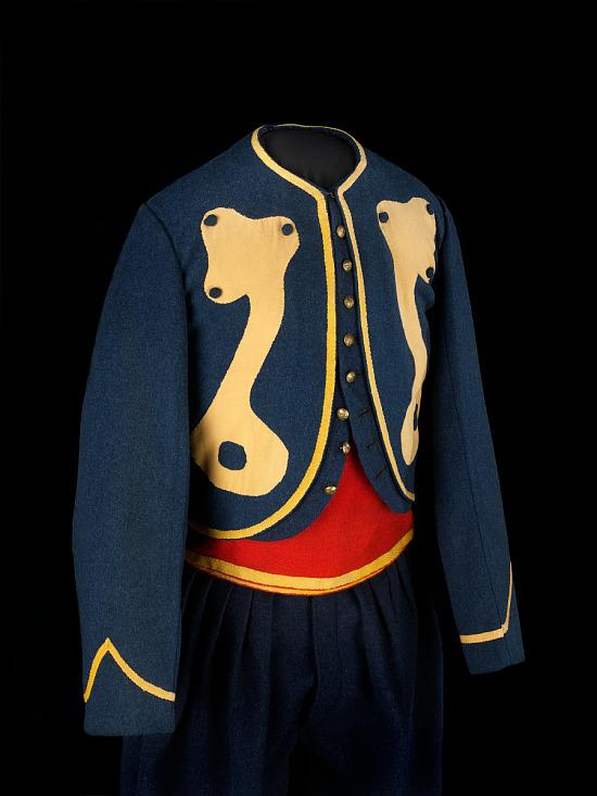 image for Zouave jacket
