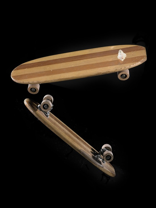 image for Hobie Super Surfer skateboard used by Patti McGee