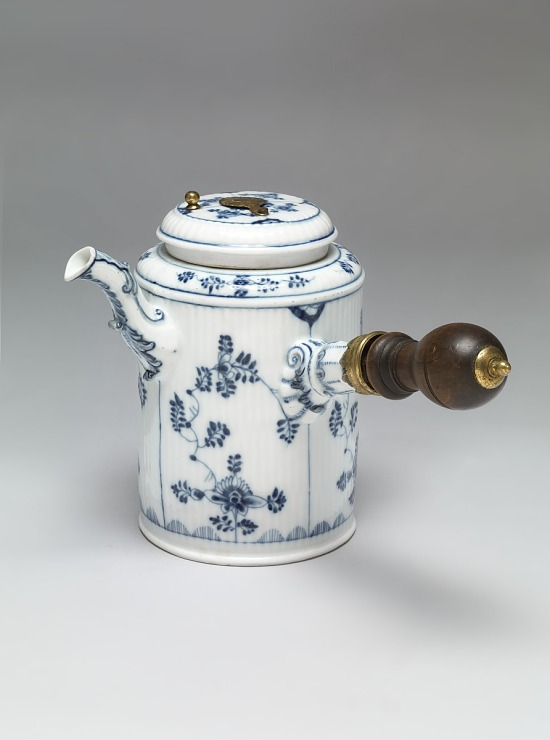 image for Meissen chocolate pot and cover