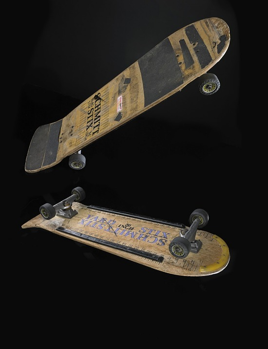 image for Schmitt Stix Yard Stix skateboard