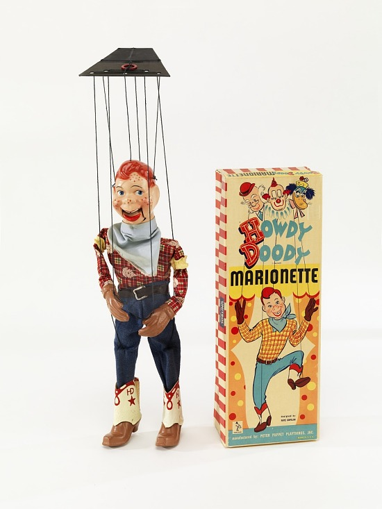 image for Howdy Doody toy marionette